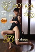 AVErotica Black dress